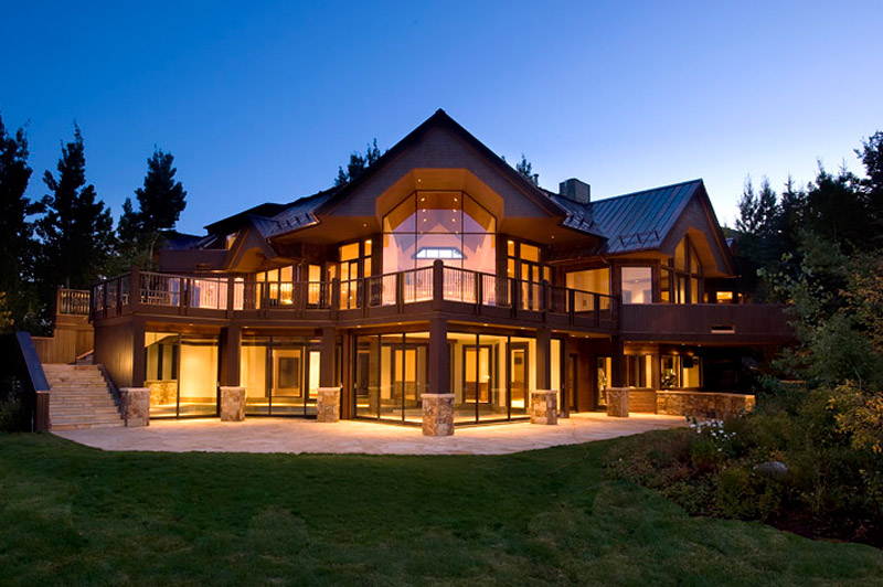 Aspen colorado luxury home for rent for Most expensive homes in colorado